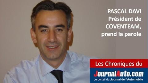 Coventeam, partenaire d'expertise en développement de la performance commerciale pour les Chroniques du Journal de l'Automobile