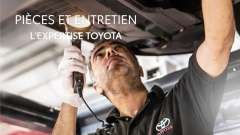 Toyota Service Pro avec Coventeam