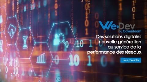 Lancement de WeDev