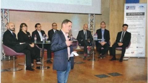 Pascal Davi invité à la table ronde du Forum après-vente Equip Auto