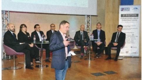 Forum après-vente Equip Auto : Pascal Davi invité à la Table ronde sur la réception active